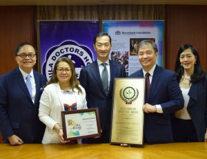 Manila Doctors Hospital Adds Feather to its Cap: Takes Home 2 Prestigious Accolades from DOH and PHA