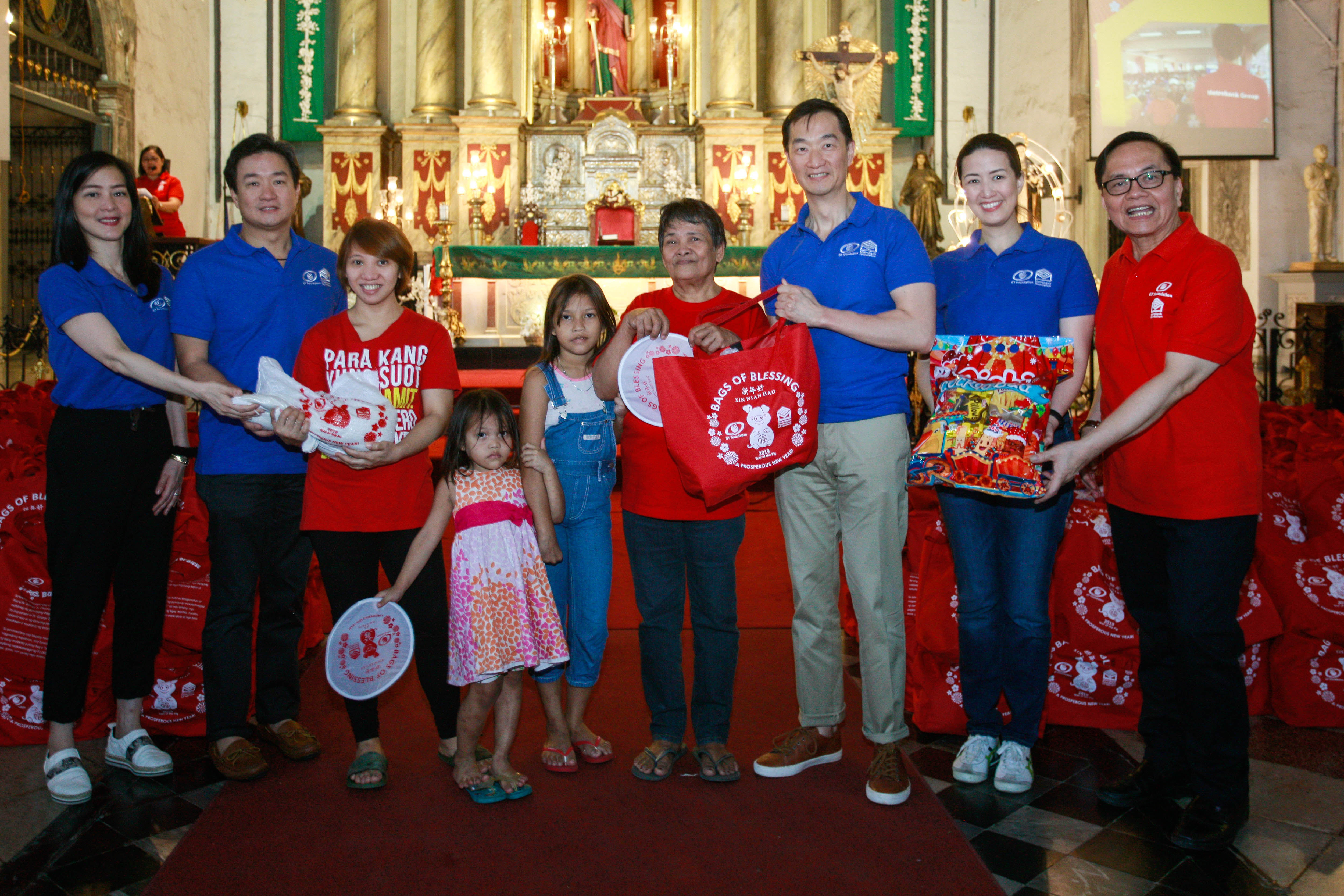 2019 Bags of Blessing: A Tradition of Giving Back during Chinese New Year